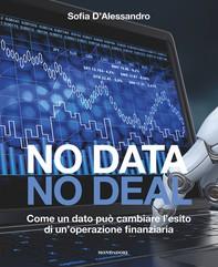 No data, no deal - Librerie.coop
