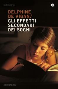 Gli effetti secondari dei sogni - Librerie.coop