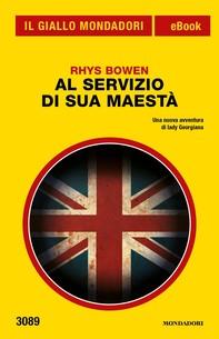 Al servizio di Sua Maestà (Il Giallo Mondadori) - Librerie.coop