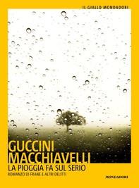 La pioggia fa sul serio - Librerie.coop