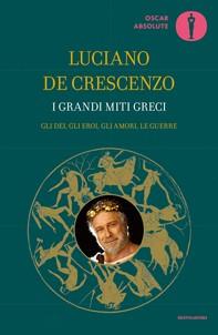 I grandi miti greci - Librerie.coop