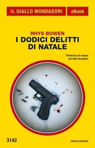I dodici delitti di Natale (Il Giallo Mondadori) - Librerie.coop