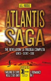 Atlantis Saga - Librerie.coop