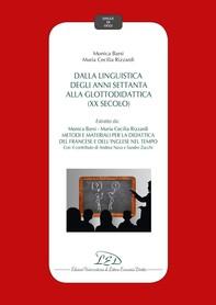 Dalla linguistica degli anni settanta alla glottodidattica (XX secolo) - Librerie.coop