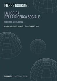 La logica della ricerca sociale - Librerie.coop