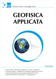 GEOFISICA APPLICATA - III edizione - Librerie.coop