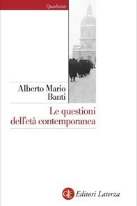 Le questioni dell'età contemporanea - Librerie.coop
