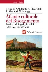 Atlante culturale del Risorgimento - Librerie.coop