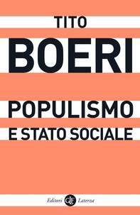 Populismo e stato sociale - Librerie.coop