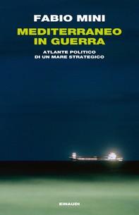 Mediterraneo in guerra - Librerie.coop