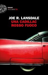 Una Cadillac rosso fuoco - Librerie.coop