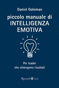 Piccolo manuale di intelligenza emotiva - Librerie.coop