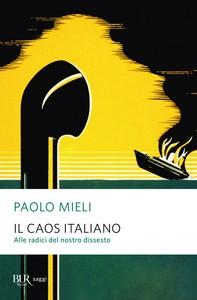 Il caos italiano - Librerie.coop