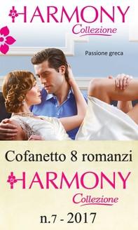 Cofanetto 8 Harmony Collezione n.7/2017 - Librerie.coop