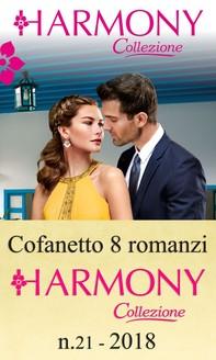 Cofanetto 8 Harmony Collezione n.21/2018 - Librerie.coop