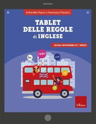 Tablet delle regole di Inglese - Librerie.coop