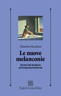 Le nuove melanconie - Librerie.coop