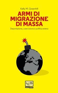 Armi di migrazione di massa - Librerie.coop