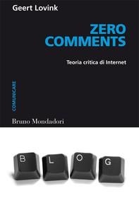 Zero comments - Librerie.coop