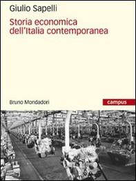 Storia economica dell'Italia contemporanea - Librerie.coop