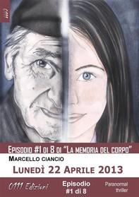 Lunedì 22 Aprile 2013 - serie La memoria del corpo ep. #1 - Librerie.coop