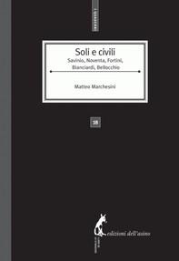 Soli e civili - Librerie.coop