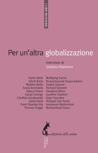 Per un'altra globalizzazione - Librerie.coop