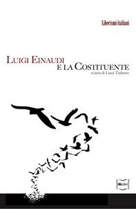 Luigi Einaudi e la Costituente - Librerie.coop