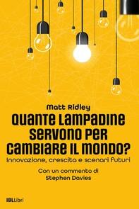 Quante lampadine servono per cambiare il mondo? - Librerie.coop