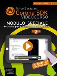 Corona SDK Videocorso. Tecniche per programmare videogiochi - Librerie.coop