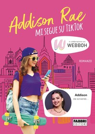 Addison Rae mi segue su TikTok - Librerie.coop