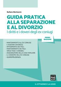 Guida pratica alla separazione e al divorzio - Librerie.coop