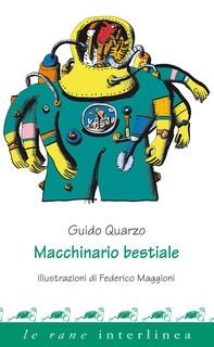 Macchinario bestiale - Librerie.coop