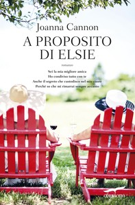 A proposito di Elsie - Librerie.coop