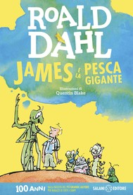 James e la pesca gigante - copertina