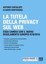 La tutela della Privacy sul web - Librerie.coop