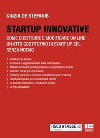 Startup innovative - Librerie.coop