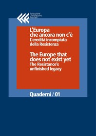 L'Europa che ancora non c'è - Librerie.coop