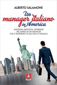 Un manager italiano in America - Librerie.coop