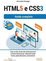 HTML5 e CSS3 - Librerie.coop