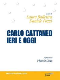 Carlo Cattaneo ieri e oggi - Librerie.coop