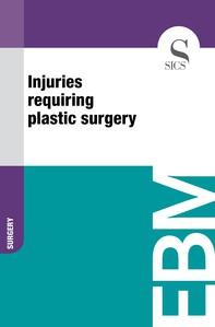 Injuries Requiring Plastic Surgery - Librerie.coop