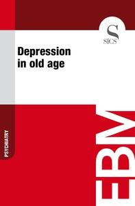 Depression in Old Age - Librerie.coop