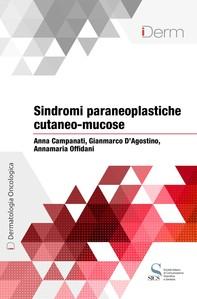 Sindromi paraneoplastiche cutaneo-mucose - Librerie.coop