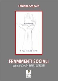 Frammenti sociali - Librerie.coop
