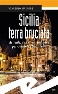 Sicilia terra bruciata - Librerie.coop