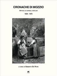 Cronache di Mozzio - Librerie.coop