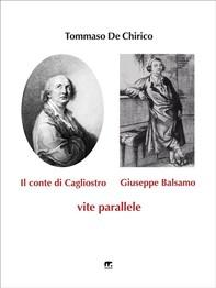 Il conte di Cagliostro e Giuseppe Balsamo - Librerie.coop