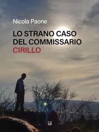Lo strano caso del Commissario Cirillo - Librerie.coop