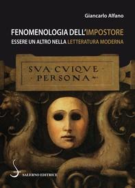 Fenomenologia dell'impostore - Librerie.coop